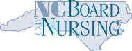 North Carolina Board of Nursing Logo